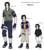DR Costume Test - Rinji by TwinEnigma
