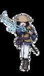 Chibi Wanderer Sasuke by TwinEnigma