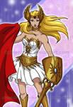 A True Warrior Princess