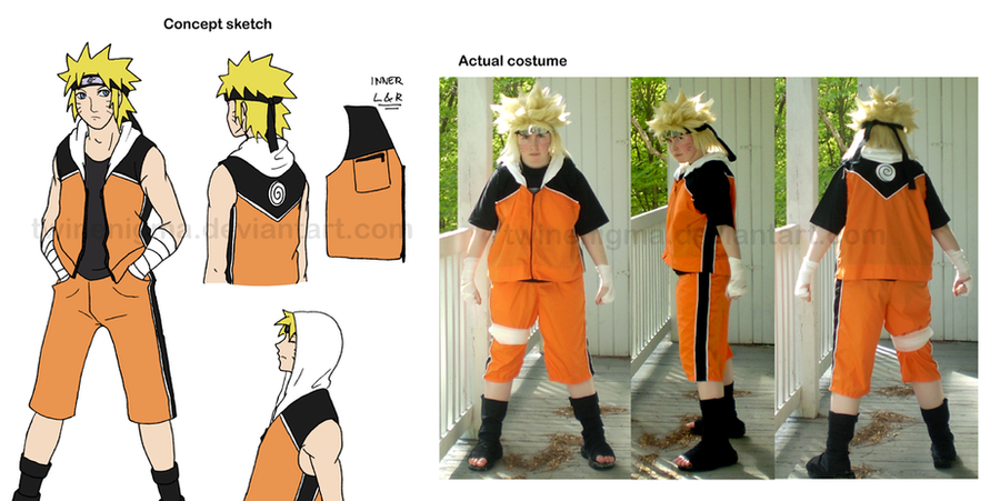 fine naruto summer outfit list
