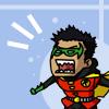 WTF Damian Robin Rage icon by TwinEnigma