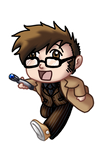 Chibi 10th Doctor v2