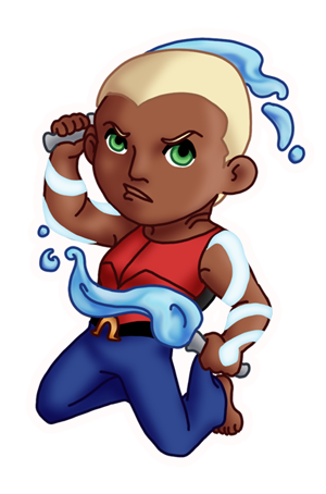 Image Result For Young Justice Aqualad