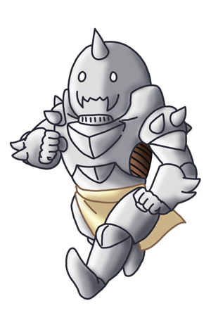 Chibi Alphonse Elric by TwinEnigma on DeviantArt