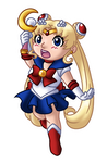 Chibi Sailor Moon v2