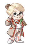 Chibi 5th Doctor