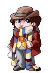 Chibi 4th Doctor