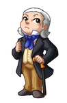 Chibi 1st Doctor