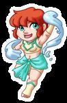 Chibi YJ Aquagirl