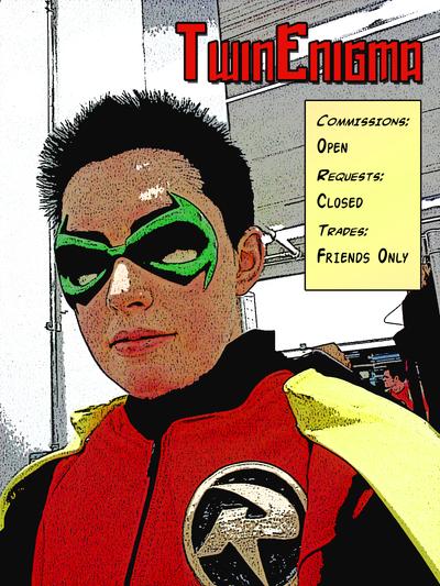 TwinEnigma's Profile Picture