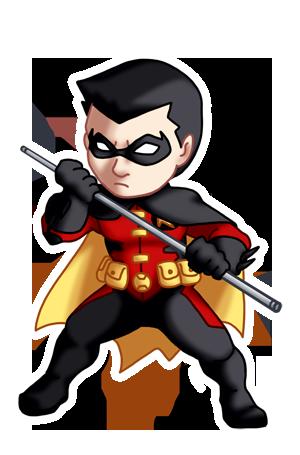 Chibi YJ Robin III Tim Drake by TwinEnigma on DeviantArt