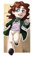 Chibi Eighth Doctor