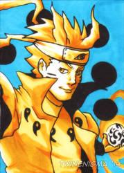 Naruto Art Card