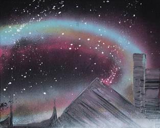 Heavenly Path by TwinEnigma