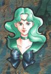 Neptune portrait by TwinEnigma