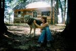 Kiowa and I.