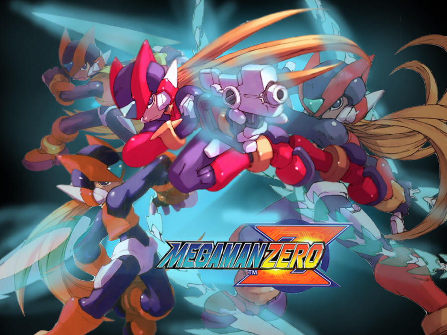 gallery for megaman x wallpaper hd