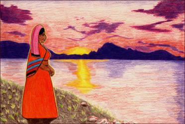 The Pilgrim of Pariti by Eldr-Fire