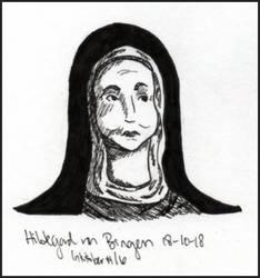 Hildegard by Eldr-Fire