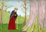 The Devotee of Zemyna by Eldr-Fire