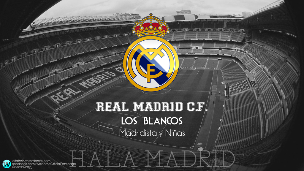 Real Madrid Wallpaper by alfathrizqy on DeviantArt