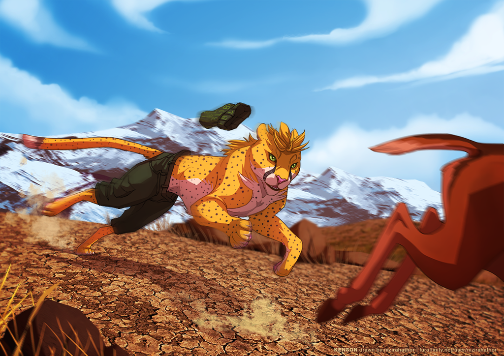 (cm) the hunt by Nizira-Hathor