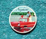 amphicar coin by TreborNehoc