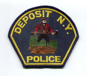 deposit police by TreborNehoc