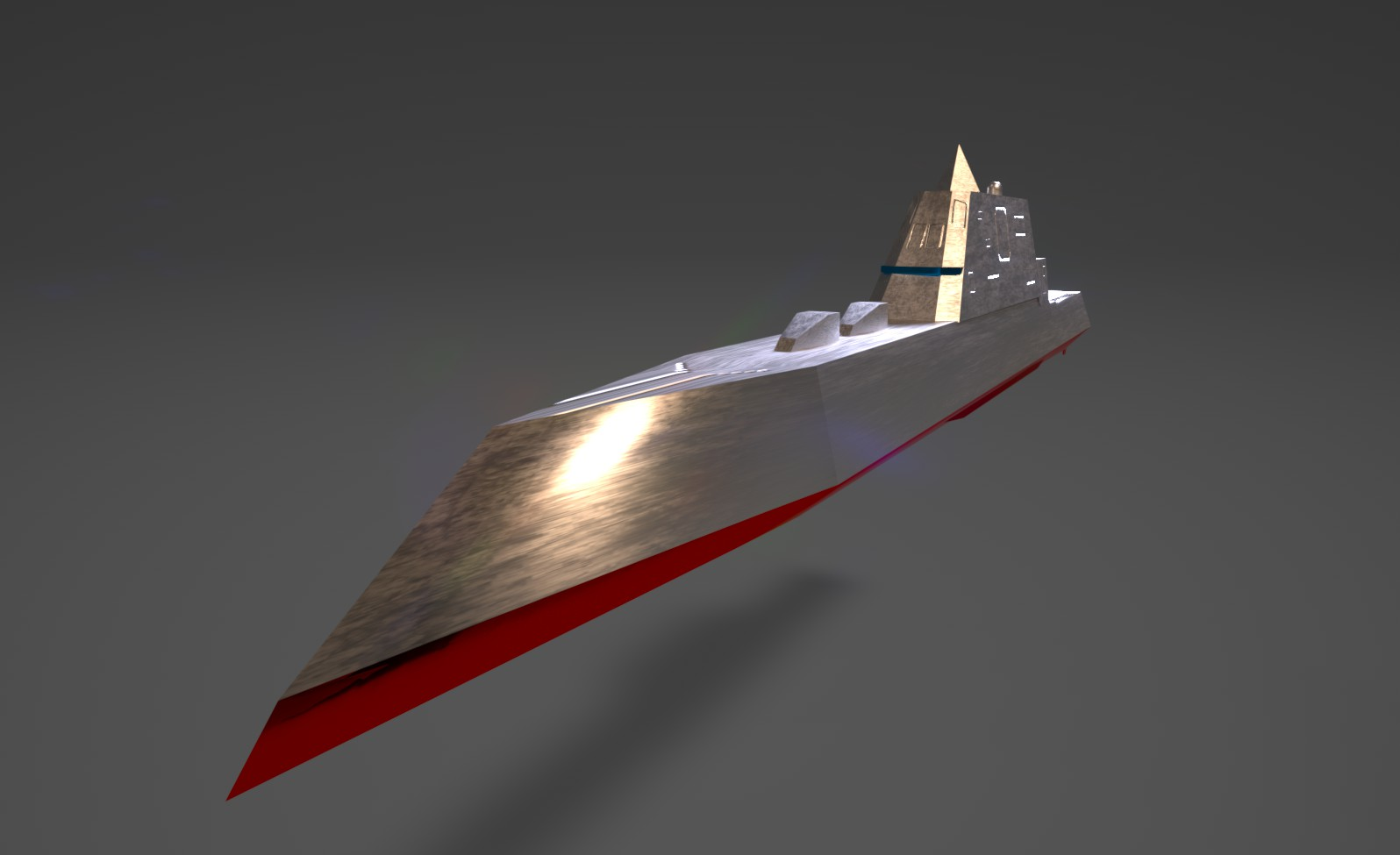 USS Zumwalt 2 by planetrix15