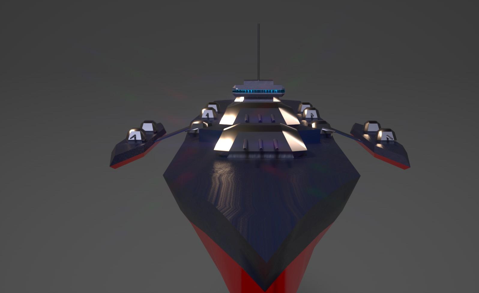 Kestral 3 by planetrix15