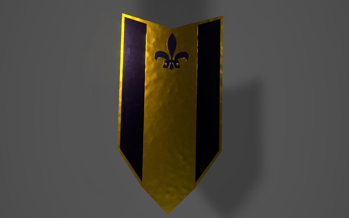 Royal Shield by planetrix15