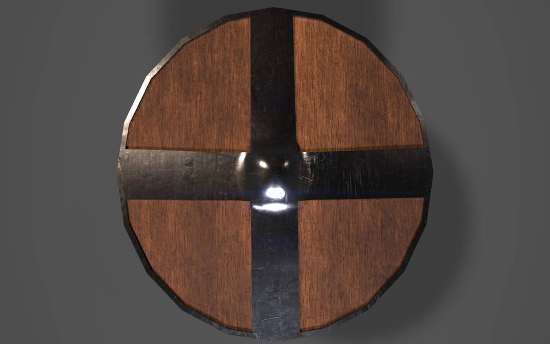 Round Shield by planetrix15