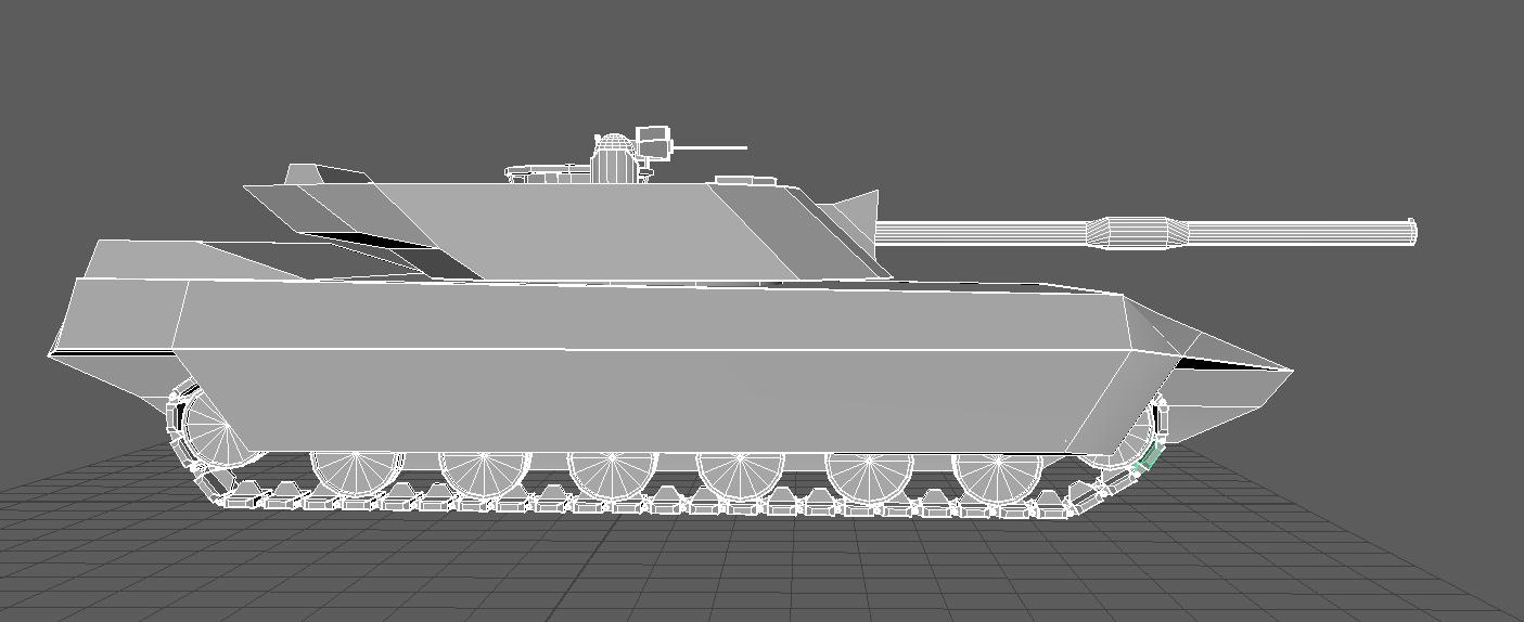 Tank WIP by planetrix15