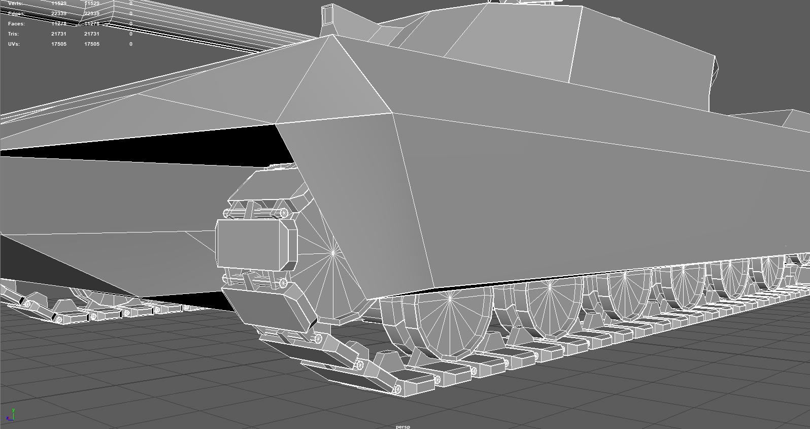 Tank WIP 2 by planetrix15
