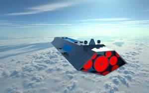 Astromech Carrier by planetrix15