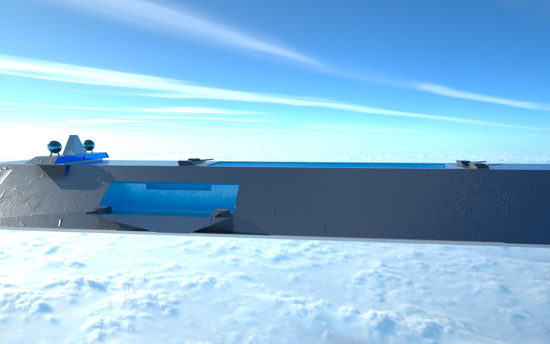 Astromech Carrier 2 by planetrix15