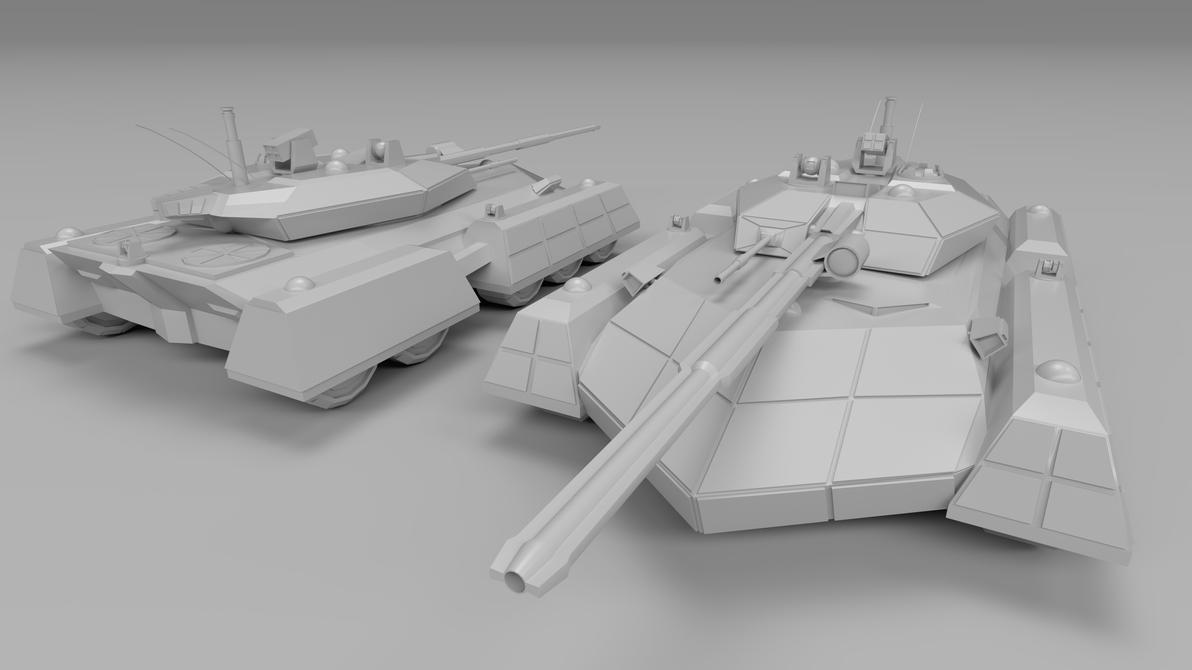 M-80D Paladin 4K by planetrix15