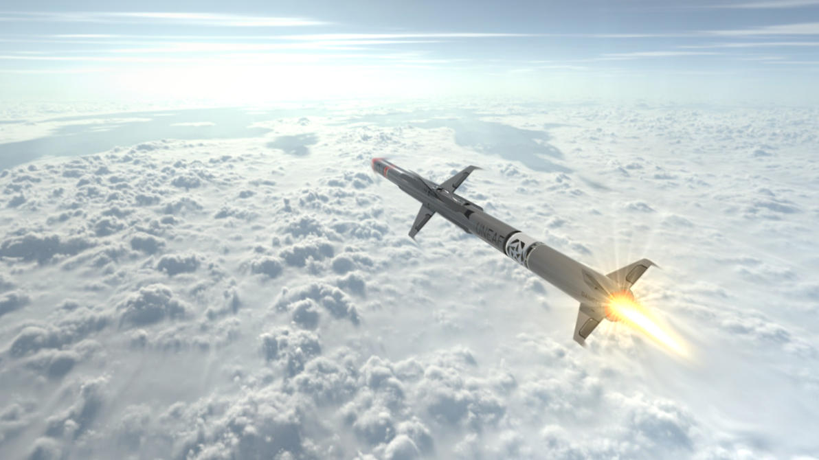 AIM-160 Screamer Redesign by planetrix15