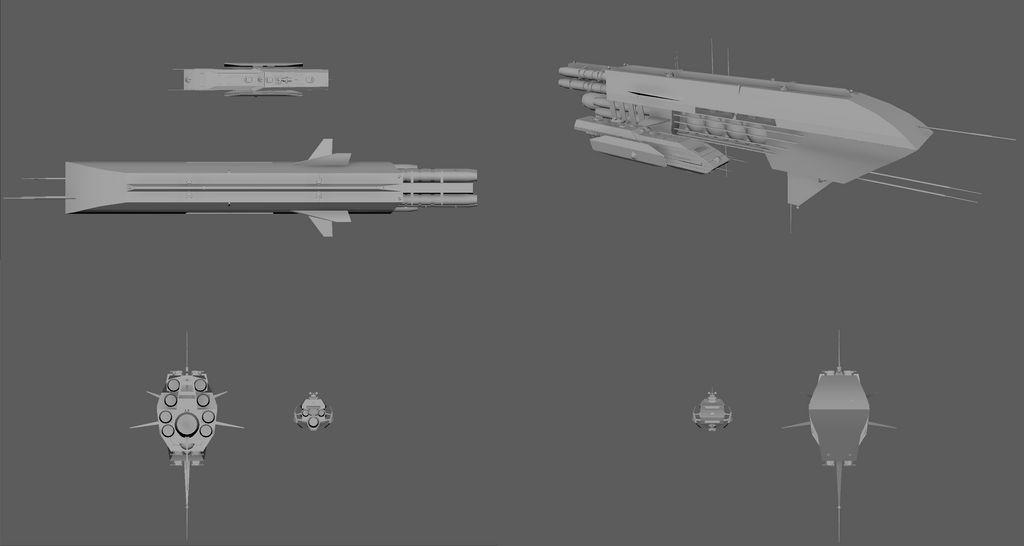 Dauntless Argos Comparison by planetrix15