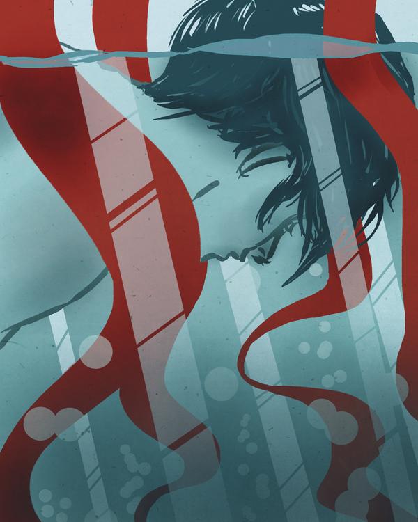 underwater by AerinTook