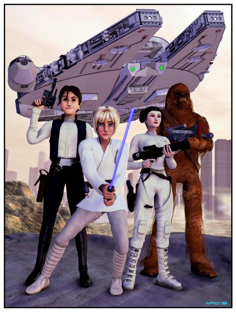 15-02-12 Rebel Heroes by aldemps