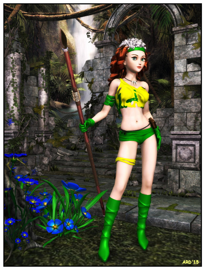15-04-24 Savage Lands Rogue by aldemps