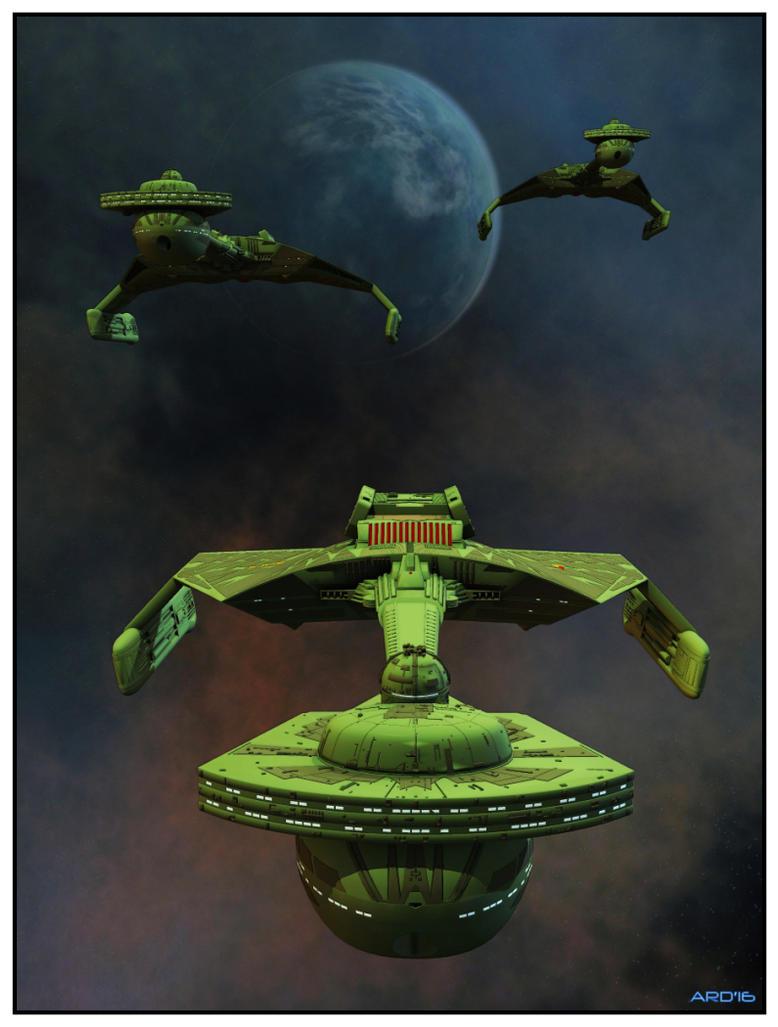 16-01-22 Klingons by aldemps
