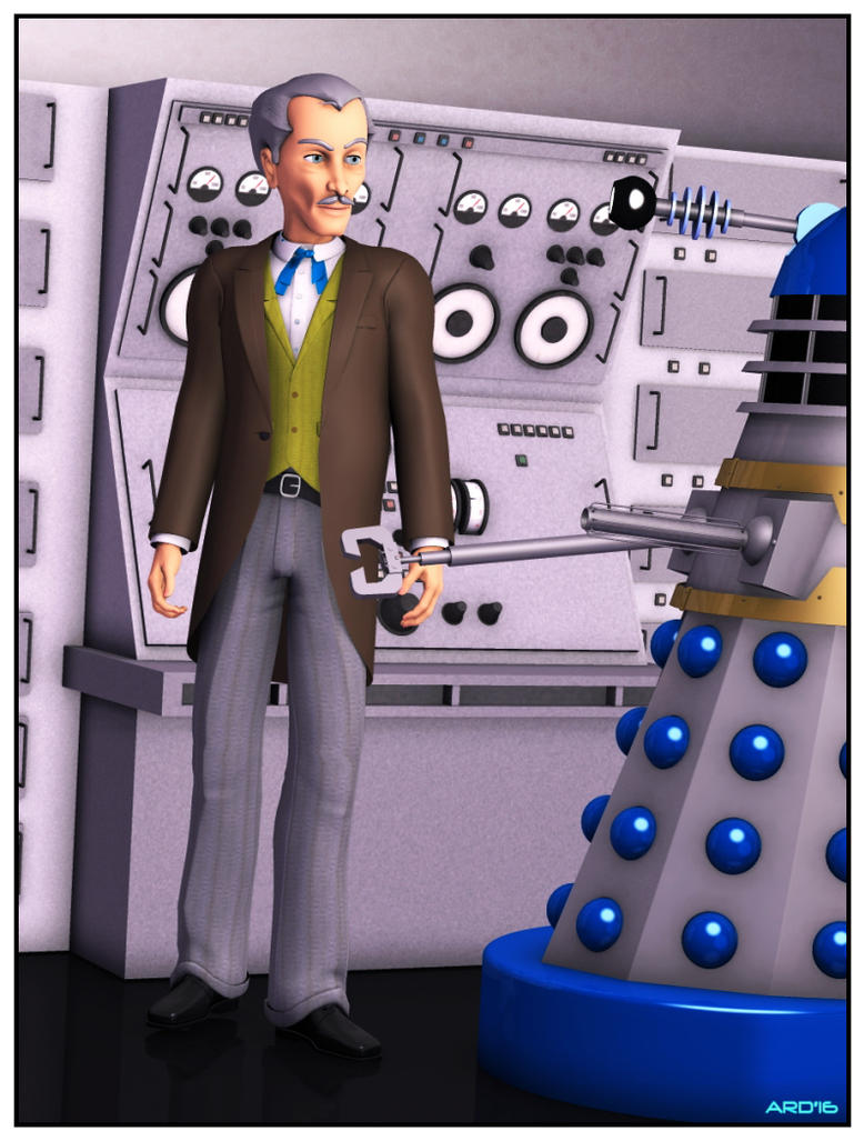 16-01-27 Dr. Who by aldemps
