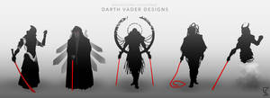 Redesign Darth Vader