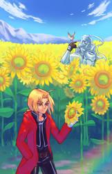 Fullmetal Alchemist by Kittermew