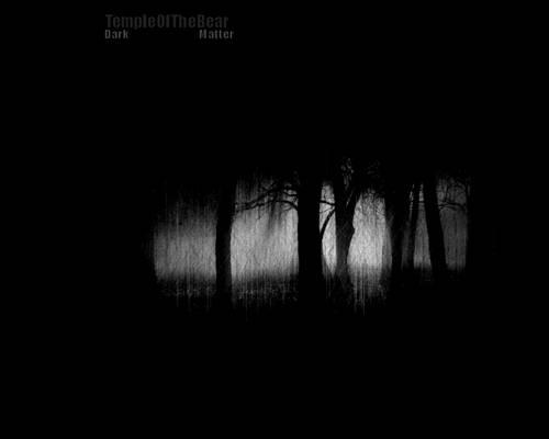 Dark Matter - front cover