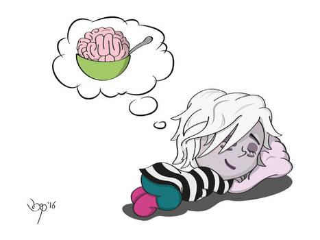 Dreaming iZOMBiE Gwen