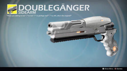 Doublegaenger (Exotic Concept by Danhara) by Rageblade66