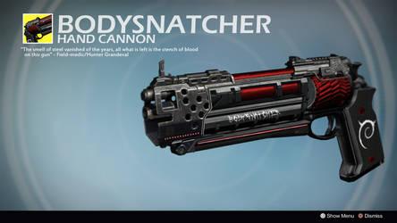 Bodysnatcher (Exotic Concept by Mommoth123) by Rageblade66